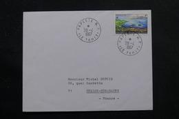 POLYNÉSIE - Enveloppe De Papeete Pour La France En 1967, Affranchissement Plaisant - L 55947 - Briefe U. Dokumente