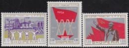 Albanien   .      Yvert      .   1324/1326       .    **     .      Postfrisch    .   /   .   MNH - Albanie