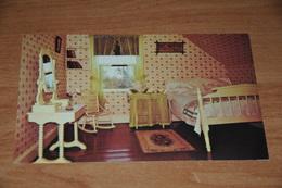 2931-          CANADA, PRINCE EDWARD ISLAND, ANNE'S BEDROOM, GREEN GABLES CAVENDISH - Ile Du Prince-Édouard