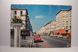 BREST   - La Rue De SIAM ( Vers Mairie )- AUTOMOBILES   - ( Pas De Reflet Sur L'original ) En L'état - Brest
