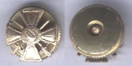 Boutonnière Croix De Guerre - France