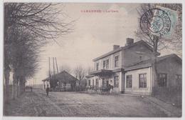 Varennes Jaulgonne (Aisne) - La Gare - France