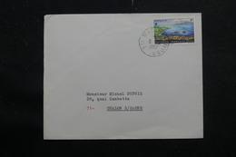 POLYNÉSIE - Enveloppe De Mataura En 1967 Pour La France , Affranchissement Plaisant - L 55964 - Briefe U. Dokumente