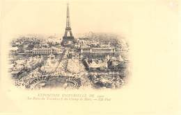 Exposition Universelle De 1900 - Les Parcs Du Trocadéro & Du Champ De Mars - Cecodi 64 - France