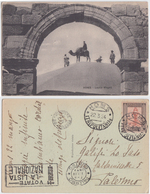 Libia - Homs, Leptis Magna, 1924 - Libye