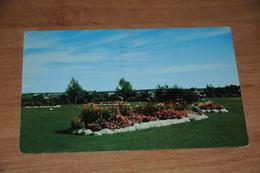 2952-          CANADA, PRINCE EDWARD ISLAND, SUMMERSIDE, QUEEN ELIZABETH PARK FLOWER GARDENS - Ile Du Prince-Édouard