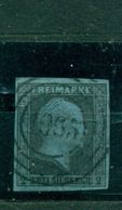 Preussen, Friedrich Wilhelm IV, Nr. 3 Gestempelt Nr. 1065 - Preussen (Prussia)