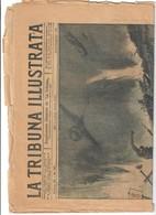La Tribuna Illustrata 25 07 1943 L'aspra Battaglia Per La Sicilia Purtoppo Non Ben Conservato Cod.bu.305 - War 1939-45
