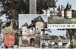 76 - Neufchâtel En Bray - Le Pays De Bray - Multivues - Neufchâtel En Bray