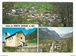 Roreto Chisone (TO) - Viaggiata - Autres Villes