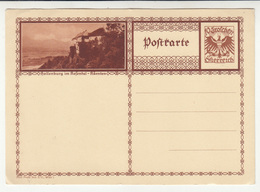 Hollenburg Im Rosental Illustrated Postal Stationery Postcard Unused B200310 - Entiers Postaux