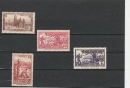 COTE D'IVOIRE LUXE**N° 171/174 COTE 12.00 - Côte-d'Ivoire (1892-1944)