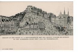 Den Bosch - Markt 1579 - 1910 - 's-Hertogenbosch