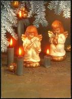 D4243 - TOP Glückwunschkarte Weihnachten - Engel Angel - Noël
