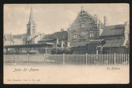 JETTE ST PIERRE  LA STATION - Jette