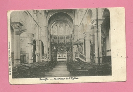 C.P. Seneffe  = Intérieur  De  L' Eglise - Seneffe