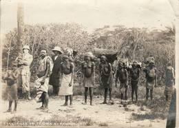 """Congo - Mayumbe """" Caravanes De Femmes Au Mayumbe - Rare Old Photo - Afrique"""