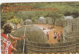Swaziland - Cultural Village - Swaziland