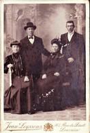 """""""Louvain - Leuven """" La Famille - Fotograaf Jean Leysens - Rue De Diest 161 - Anciennes (Av. 1900)"""