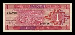 Antillas Holandesas Netherlands Antilles 1 Gulden 1970 Pick 20 SC UNC - Antille Olandesi (...-1986)