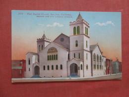 First Baptist Church  San Jose  - California > Ref 3931 - San Jose