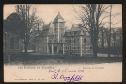ENVIRONS DE BRUXELLES   CHATEAU DE VOLLEZEEL - Galmaarden