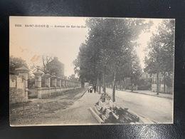 Saint Dizier. Avenue De Bar Le Duc. - Saint Dizier