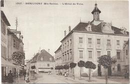 70 Hericourt - .l'hotel De Ville - Francia