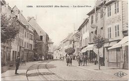 70 Hericourt - .la Grand'rue - Francia