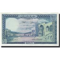 Billet, Lebanon, 100 Livres, KM:66b, SPL - Liban