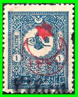EGYPTO SELLO  AÑO 1915 30 DE SEPTIEMBRE MARA DE AGUA - 1920-21 Anatolië