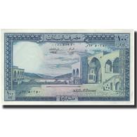 Billet, Lebanon, 100 Livres, KM:66b, NEUF - Liban