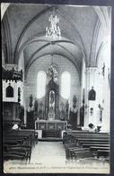 CPA 35 MONTAUTOUR - Intérieur De L'Eglise Lieu De Pélerinage Célèbre - Mary Rousseliere 4863 - Réf. Z 02 - Other Municipalities