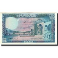 Billet, Lebanon, 100 Livres, KM:66d, SUP+ - Liban