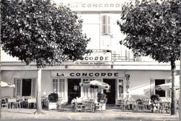 85 - LES SABLES D'OLONNE / DEVANTURE DE L'HÔTEL DE LA CONCORDE - Sables D'Olonne