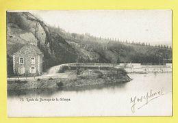 * Gileppe (Liège - Luik - La Wallonie) * (nr 78) Route Du Barrage De La Gileppe, Stuwdam, étang, Canal, Quai - Gileppe (Barrage)