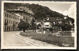 Lugano Ponte Tresa I Nuove Quai - TI Tessin