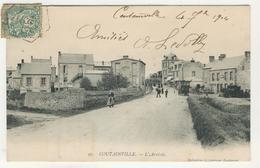50 - Coutainville - L'Arrivée - Other Municipalities