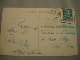 Daguin Bonnieres Piscine D Eau Artesienne Flamme Omec - Postmark Collection (Covers)