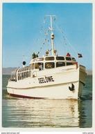 AK  Schiff MS Seelöwe Bei Timmendorfer Strand - Bateaux