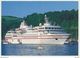 AK  Schiff MS Hanseatic - Bateaux