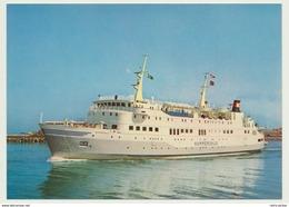 AK   Bornholm Schiff MF Hammershus - Ships