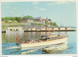 AK  Oslo Akershus Schiff Boot - Norvège