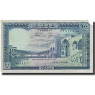 Billet, Lebanon, 100 Livres, KM:66b, B+ - Liban