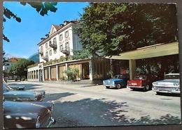Piotta Hotel De La Poste/ Oldtimer Autos - TI Tessin