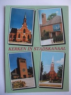 N46 Ansichtkaart Kerken In Stadskanaal - Stadskanaal