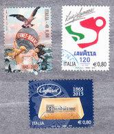 2015 FERNET BRANCA LAVAZZA CAFFAREL Completa USATO - 2011-...: Usati