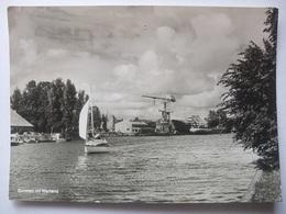 N47 Ansichtkaart Groeten Uit Wartena - Nederland