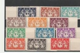 GUYANE FRANÇAISE ** LUXE N° 182/200 COTE 16.80 - Guyane Française (1886-1949)