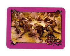 Trading Card - Carte - The Dark Crystal - 1983 - Film Fantasy - Otros